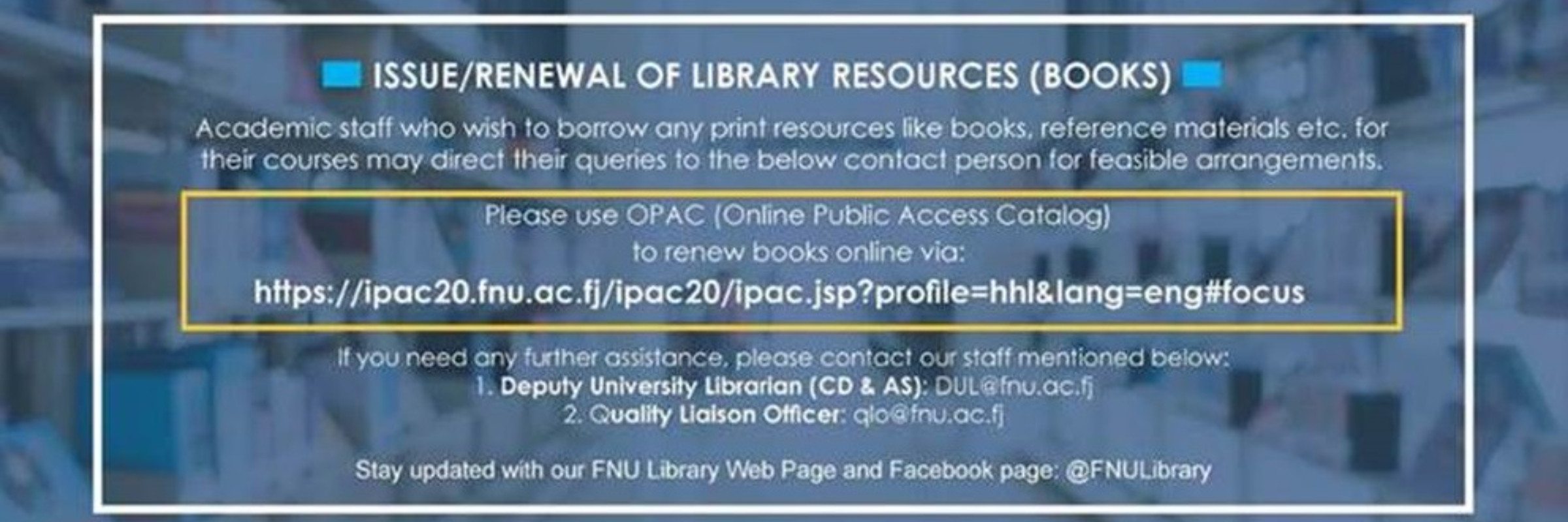 Library  Home Page Banner 1