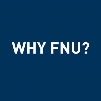 Why FNU