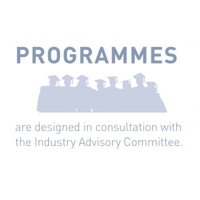Programmes Are Designed in Consultation